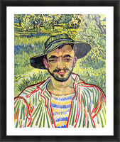 Young Farmer -1- by Van Gogh Picture Frame print