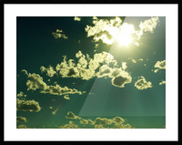 E (3) Picture Frame print
