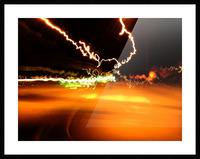 E (7) Picture Frame print