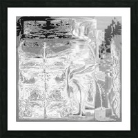Ancient_Grounds_Gray Skies Picture Frame print
