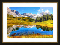 Italy DL_2179641 Picture Frame print