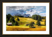 Italy DL_2186050 Picture Frame print