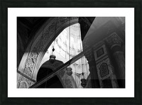 Historical Islamic Architecture Picture Frame print