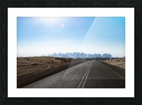 Road Trip Picture Frame print