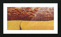 Dreams of Autumn Picture Frame print