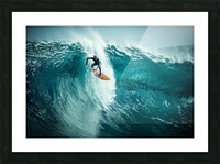 Russell Bierke at Shipstern Picture Frame print