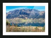 Mighty Mount Picture Frame print