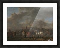 De overwinning der boeren Rijksmuseum Picture Frame print