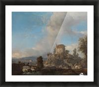 Hertenjacht Rijksmuseum Picture Frame print