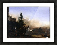 The Return from Hawking Picture Frame print