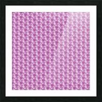 Rose Pattern Artwork Picture Frame print