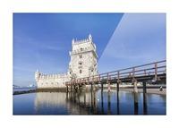 Torre de Belem Picture Frame print