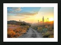 choose faith Picture Frame print