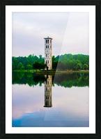 Furman University Picture Frame print