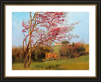 BLOSSOM TREE_OSG Picture Frame print