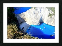 Z A K Y N T H O S - Greece Picture Frame print