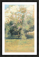 Blooming Trees by Hassam Picture Frame print