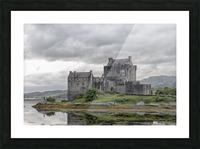 Eilean Donan Castle Picture Frame print
