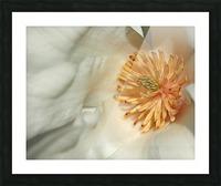 Magnolia Center Picture Frame print