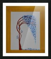 ahson qazi landscape (2) Picture Frame print