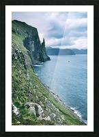 Trøllkonufingur Picture Frame print