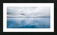 Lac Évian Impression et Cadre photo