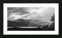 Scotish Highlands Impression et Cadre photo