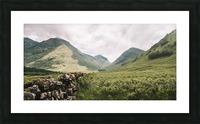 Parc de Glencoe 1 Impression et Cadre photo