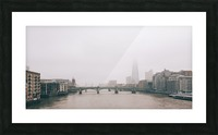 Millenium Bridge Impression et Cadre photo