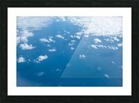Océan Atlantique Impression et Cadre photo