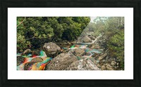 Glen Shiel River - Colorflow 3 Impression et Cadre photo