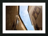 Ruelle de Luxembourg Impression et Cadre photo