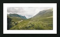 Parc de Glencoe 2 Impression et Cadre photo