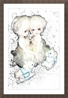 miracles Picture Frame print