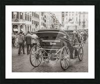 Piazza di Spagna   Rome, Italy Picture Frame print