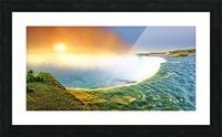 Sunrise at Niagara Falls Picture Frame print
