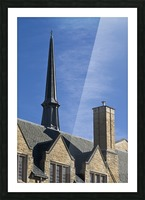 First Presbyterian C Picture Frame print
