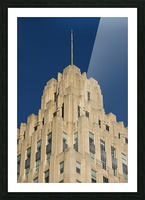 RJR Tower c Picture Frame print