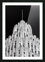 RJR Tower Picture Frame print