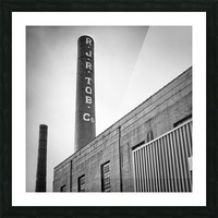 Tobacco Power 3 Picture Frame print