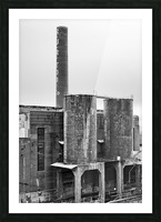 Tobacco Power 4 Picture Frame print