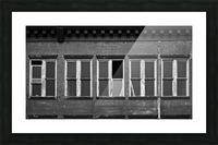 Winston Windows Picture Frame print