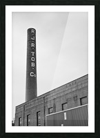 Tobacco Power 2 Picture Frame print