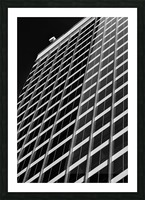 Towering Picture Frame print