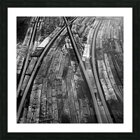 Bailey Tracks Picture Frame print