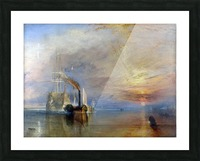 Deception by Joseph Mallord Turner Picture Frame print