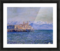 The Old Fort at Antibes Picture Frame print