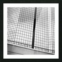 Winston Salem 93 Picture Frame print
