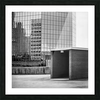 Winston Salem 97 Picture Frame print