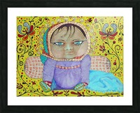 Hungarian Lullaby Picture Frame print